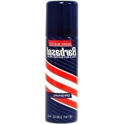 Barbasol Shaving Cream 2.25 oz.
