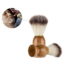 LtrottedJ Men Shaving Bear Brush ,Best Badger Hair Shave W