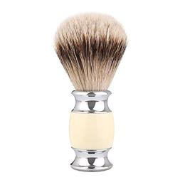CYH Shaving brush, 100% Silvertip Badger Hair with Imported