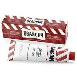 PRORASO Shaving Cream 150ML - Menthol/Eucalyptus & Sandalwoo