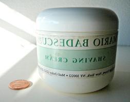 Mario Badescu Shaving Cream 4 oz New Cruelty Free Made in US