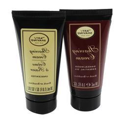 shaving cream choose scent 1 0oz 30ml