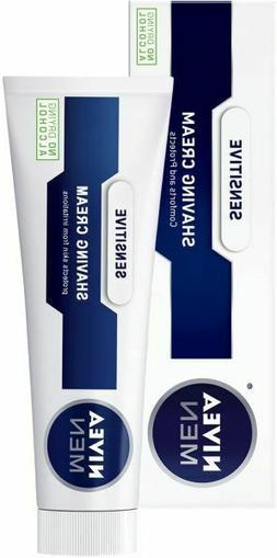 Nivea MEN Shaving Cream Original Mild Sensitive Dry Skin 100
