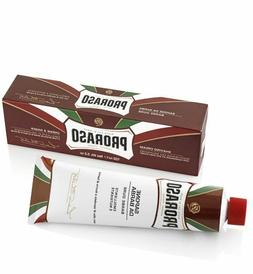 Proraso Shaving Cream in a Tube Moisturizing And Nourishing