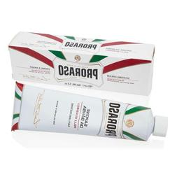 Proraso Shaving Cream in a Tube Sensitive Skin White 150 ml