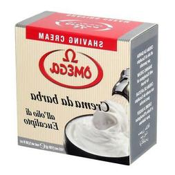 Omega Shave Cream in Bowl Made in Italy 5.2oz.