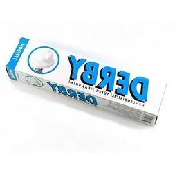 Derby Shaving Cream Normal Unscented Regular 100g 3.5oz