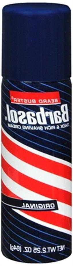 Barbasol Shaving Cream Original 2.25 oz