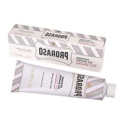 Proraso Shaving Cream, Sensitive, 150ml - White Tube