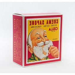 CELLA Shaving cream Soap - XL GIANT Size - One Kilo Box 1000