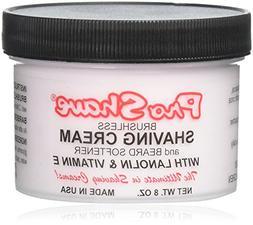 Pro Shave Shaving Cream 8 oz.