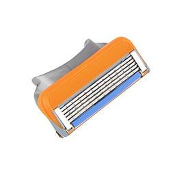 LtrottedJ Man Shaving,Razor Refills Cartridge Blade 5-layer