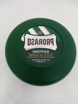 Travel Size Proraso Shaving Soap with Eucalyptus Oil and Men