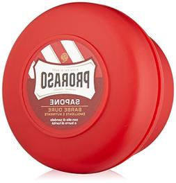 Proraso Shaving Soap in a Bowl, Moisturizing and Nourishing,