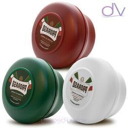 PRORASO Shaving Soap Bowl For Men - Eucalyptus, Green Tea, S
