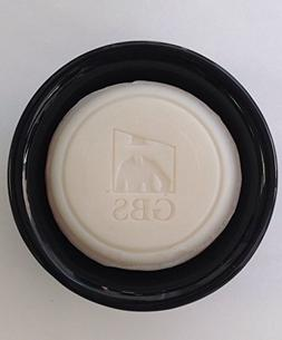 Shaving Soap Ocean Driftwood with Black Ceramic Bowl -- 3 Oz
