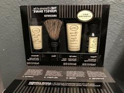 The Art of Shaving Starter Kit, Unscented Travel Set: Oil, C