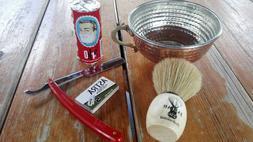 Super Shaving Set  ARKO Soap Stick for Brush 5 Astra Blade ,