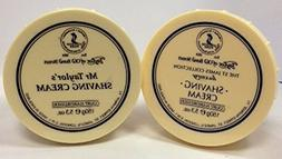 Taylor of Old Bond Street Shave Cream -- 2 Pack Mr Taylor an