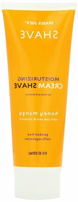TRADER JOE'S Honey Mango CREAM SHAVE Shaving Moisturizing Me