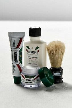 Travel Shave Kit Shaving Cream After Shave Balm Mini Boar Br