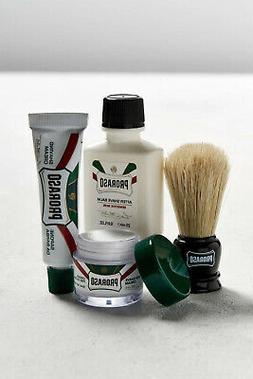 Travel Shave Kit Shaving Cream After Shave Balm Mini Boar Br