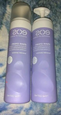 EOS Ultra Moisturizing Shave Cream, Lavender Jasmine, 7 oz