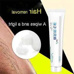 LiPing 40g Underarm Depilatory Cream Mild Depilatory Cream B