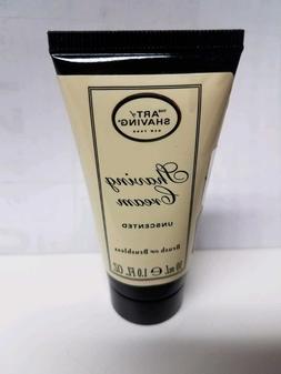 The ART of SHAVING, Unscented Shaving Cream 30ml e 1.0 fl oz