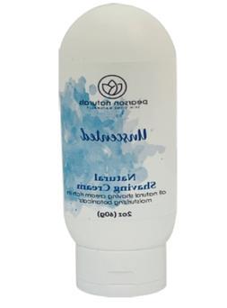 Pearson Naturals - Unscented Women's Natural Shaving Cream -