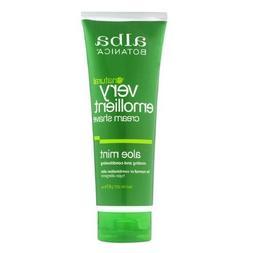 Alba Botanica Natural Very Emollient Cream Shave 8 Oz