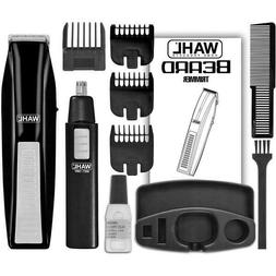 Wahl Nose And Ear Beard Battery Trimmer, Wahl-5537, 1 Ea