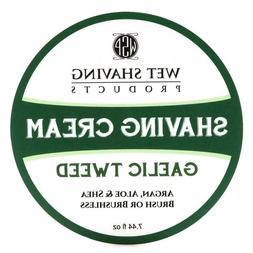 Wet Shaving Products  Shaving Cream 7.44 Oz - Gaelic Tweed S